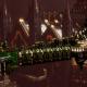 Adeptus Astartes Battleship - Battle Barge MK.II (Salamanders Sub-Faction)