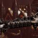 Adeptus Astartes Battleship - Battle Barge MK.II (Raven Guards Sub-Faction)
