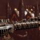 Adeptus Astartes Battleship - Battle Barge MK.II (White Scars Sub-Faction)