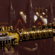 Adeptus Astartes Battleship - Battle Barge MK.I (Imperial Fists Sub-Faction)