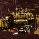 Adeptus Astartes Frigate - Nova (Imperial Fists Faction)