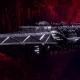 Chaos Battle Cruiser - Acheron (Iron Warriors Sub-Faction)