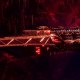 Chaos Battle Cruiser - Acheron (Red Corsairs Sub-Faction)