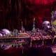 Chaos Grand Cruiser - Hellfire (Emperor's Children)