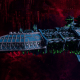 Chaos Grand Cruiser - Executor (Alpha Legion Sub-Faction)