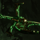 Necron Battle Cruiser - Scythe Reaper (Nephrekh Sub-Faction)