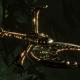 Necron Battle Cruiser - Scythe Reaper (Mephrit Sub-Faction)