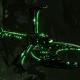 Necron Battle Cruiser - Scythe Reaper (Nepheru Sub-Faction)