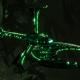 Necron Battle Cruiser - Scythe Reaper (Nihilakh Sub-Faction)