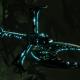 Necron Battle Cruiser - Scythe Reaper (Thokt Sub-Faction)