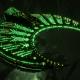 Necron Battleship - Cairn (Nephrekh Sub-Faction)