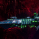 Chaos Light Cruiser - Hellbringer Mk2 (Alpha Legion Sub-Faction)