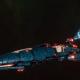 Asuryani Cruiser - Firestorm Dragonship [Alaitoc - Eldar Sub-Faction]