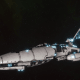 Asuryani Cruiser - Firestorm Dragonship [Os'Tara - Eldar Sub-Faction]
