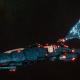 Asuryani Cruiser - Starfall Dragonship [Alaitoc - Eldar Sub-Faction]
