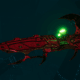 Drukhari Raider Frigate - Talon Cyriix - [Ynnari Sub-Faction]