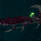 Drukhari Raider Frigate - Lost Hatred - [The Severed Sub-Faction]