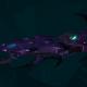 Drukhari Raider Light Cruiser - Burning Scale - [Last Hatred Sub-Faction]