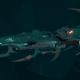 Drukhari Raider Light Cruiser - Bladed Lotus - [Broken Sigil Sub-Faction]