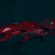 Drukhari Raider Light Cruiser - Baleful Gaze - [Flayed Skull Sub-Faction]