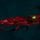 Drukhari Raider Light Cruiser - Burning Scale - [Ynnari Sub-Faction]