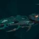 Drukhari Raider Light Cruiser - Baleful Gaze - [Broken Sigil Sub-Faction]