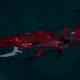 Drukhari Raider Light Cruiser - Dark Mirror - [Flayed Skull Sub-Faction]