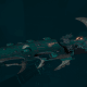 Drukhari Raider Cruiser - Bleak Soul - [Broken Sigil Sub-Faction]