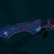 Drukhari Raider Battleship - Falling Moon - [Dying Sun Sub-Faction]