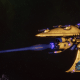 Aeldari Corsair Destroyer - Hemlock [Eldritch Raiders - Eldar Sub-Faction]