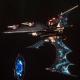 Aeldari Corsair Destroyer - Nightshade [Steeleye Raiders - Eldar Sub-Faction]