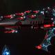 Aeldari Corsair Frigate - Aconit [Void Dragon - Eldar Sub-Faction]