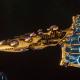 Aeldari Corsair Light Cruiser - Solaris [Eldritch Raiders - Sub-Faction]