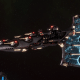 Aeldari Corsair Light Cruiser - Solaris [Steeleye Reavers - Sub-Faction]