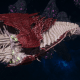"Tyranid Destroyer - ""Caustic Drone"" - [Kraken Sub-Faction]"
