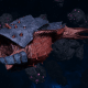 "Tyranid Frigate - ""Bio Projectile Kraken"" - [Behemoth Sub-Faction]"