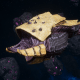 "Tyranid Frigate - ""Bio Projectile Kraken"" - [Jormungandr Sub-Faction]"
