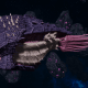 "Tyranid Cruiser - ""Corrosive Infestation Razorfiend"" - [Leviathan Sub-Faction]"