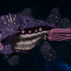 "Tyranid Cruiser - ""Bio Projectile Razorfiend"" - [Leviathan Sub-Faction]"