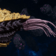 "Tyranid Cruiser - ""Corrosive Projectile Razorfiend"" - [Jormungandr Sub-Faction]"