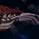 "Tyranid Cruiser - ""Bio Corrosive Razorfiend"" - [Kraken Sub-Faction]"