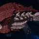 "Tyranid Cruiser - ""Razorfiend"" - [Kraken Sub-Faction]"