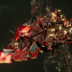 "Ork Light Cruiser - ""Basha Ordzdaka"" - [Evil Sunz Sub-Faction]"