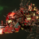 "Ork Light Cruiser - ""Basha Ordzgargdaka"" - [Evil Sunz Sub-Faction]"