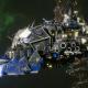 "Ork Light Cruiser - ""Basha Urd Unki"" - [Death Skullz Sub-Faction]"