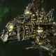 "Ork Battle Cruiser - ""Hammer"" - [Goffs Sub-Faction"