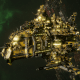 "Ork Battle Cruiser - ""Hammer"" - [Bad Moons Sub-Faction"