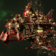 "Ork Battle Cruiser - ""Hammer Smaka"" - [Evil Sunz Sub-Faction]"