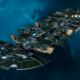 "Tau Merchant Fleet Cruiser - ""Lar'Shi Vash'Ya"" - [Dal'yth Sub-Faction]"