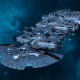 "Tau Merchant Fleet Cruiser - ""Lar'Shi Tolku"" - [Sa'cea Sub-Faction]"